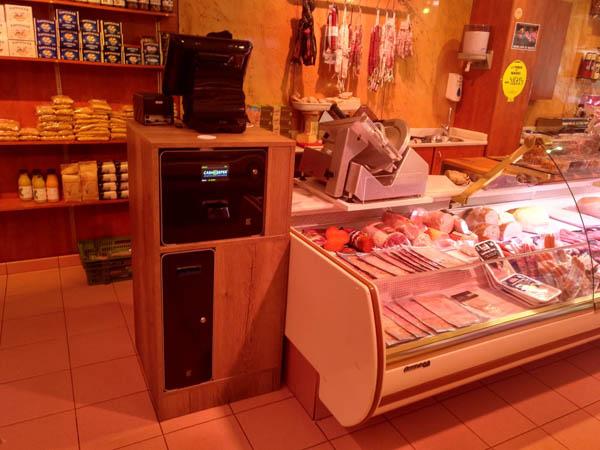 CashKeeper Carnisseria Sabadell