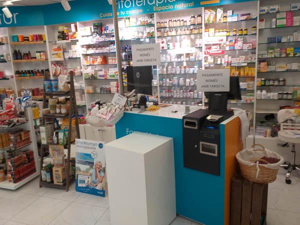 CashKeeper Farmacia Sant Cugat