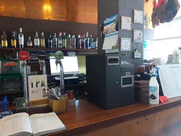 CashKeeper Restaurant la Regolta